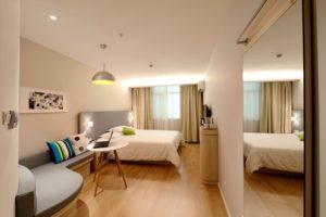 tapizado en hoteles
