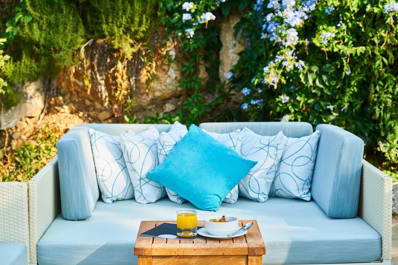 tapizado mueble exterior